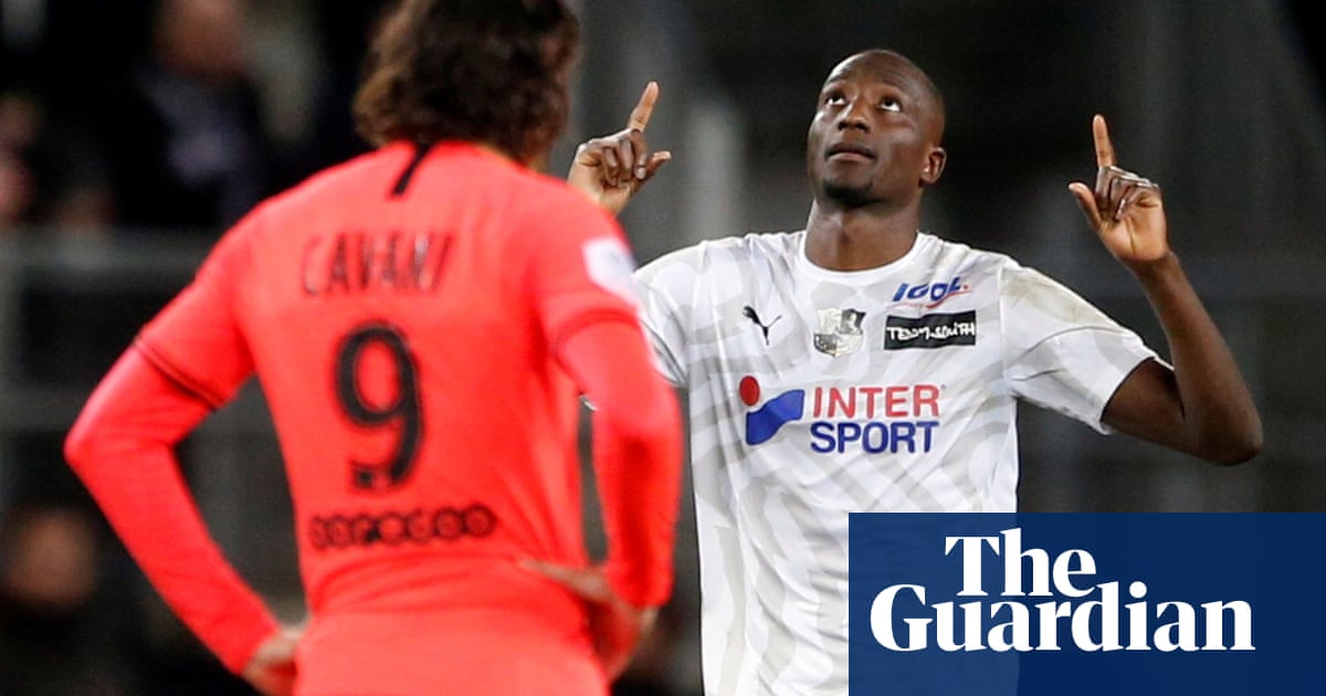 European Roundup Psg And Amiens Battle To Remarkable   Draw