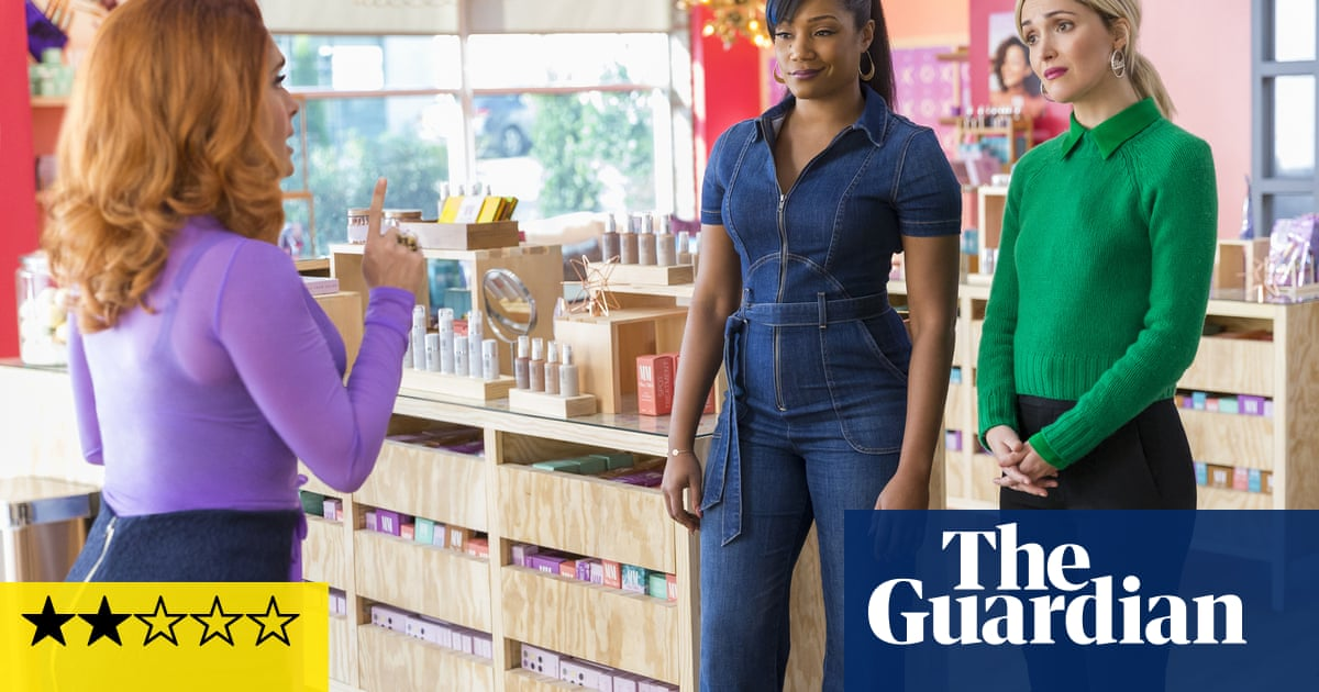 Like a Boss review – female friendship comedy mistakes raunch for humor