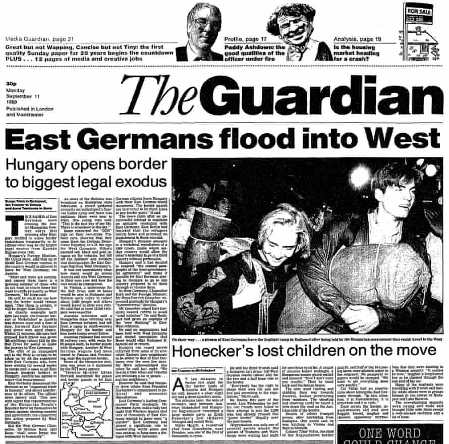 The Guardian, 11 September 1989.
