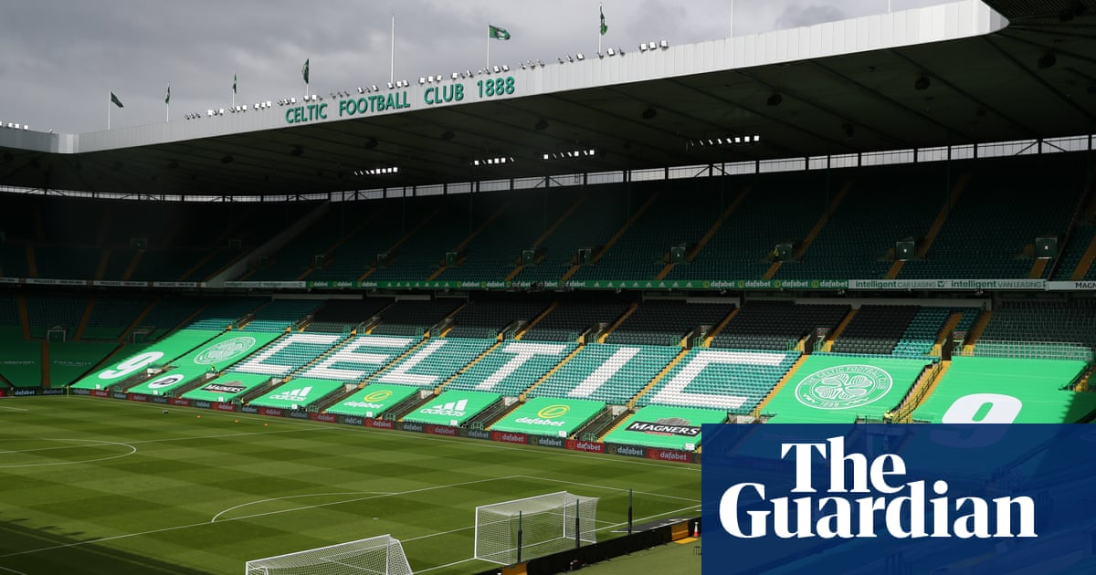 Alleged victims of sexual abuse launch group proceedings against Celtic FC