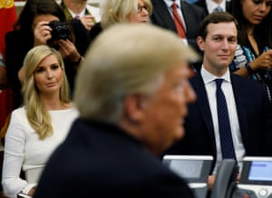 Ivanka Trump and Jared Kushner's finances have come under scrutiny since taking White House roles.