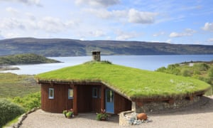 Home and away properties that are round, in Acharacle, Ardnamurchan, Highland