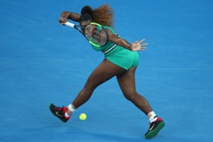 Williams dases Halep's hopes