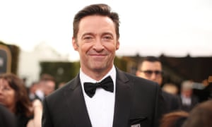 Hugh Jackman Golden Globes.