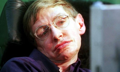 Essays reveal Stephen Hawking predicted race of 'superhumans'