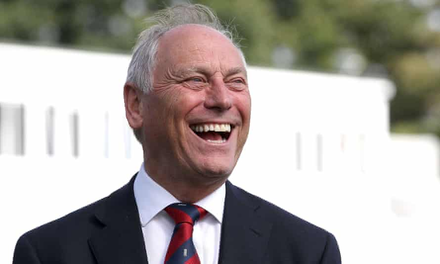 Colin Graves, the ECB chairman