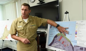 Daniel Schaan at Naval Base Guam discusses buildup and refurbishment plans for the island.