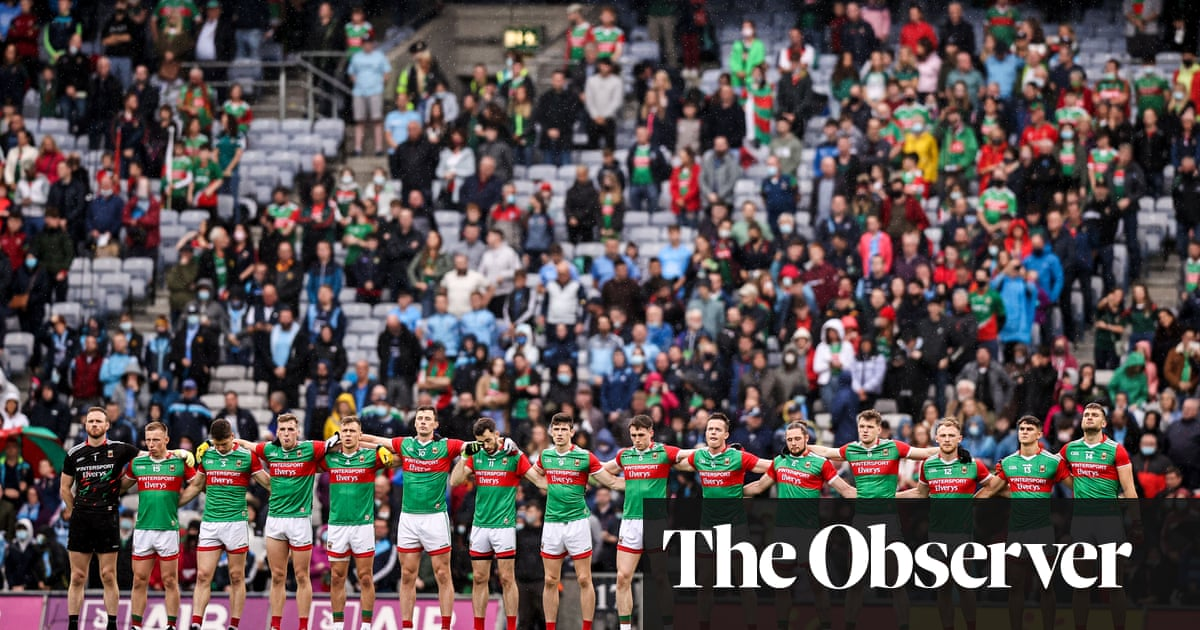 The curse of Mayo: can Ireland's unluckiest side end a 70-year run?