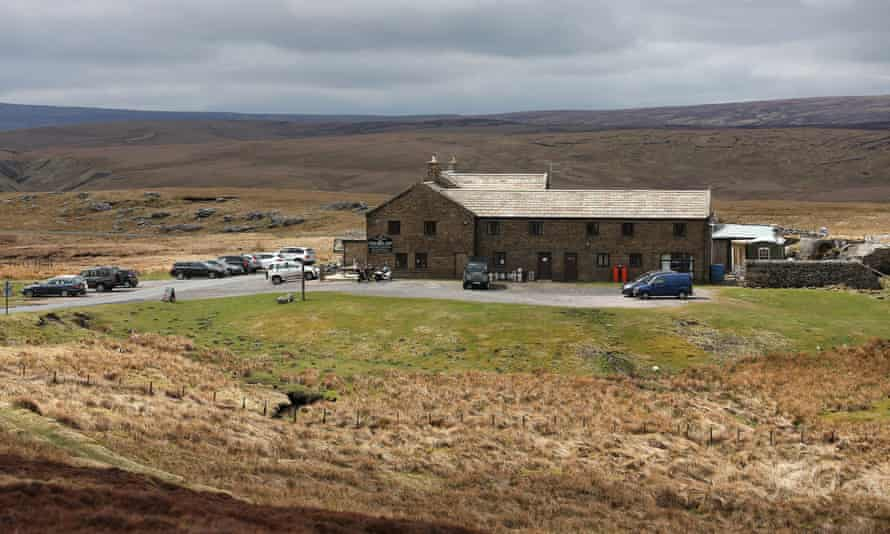 The Tan Hill Inn, Swaledale, North Yorkshire.