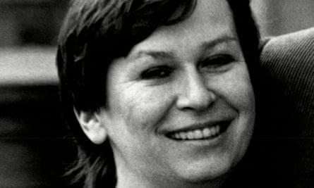 Zdena Tomin in 1983.