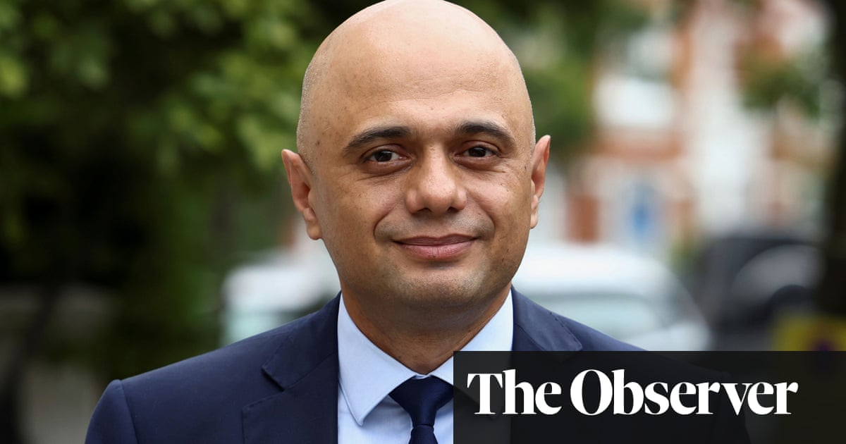 Sajid Javid tests positive as health chiefs tell PM: don't let Covid rip