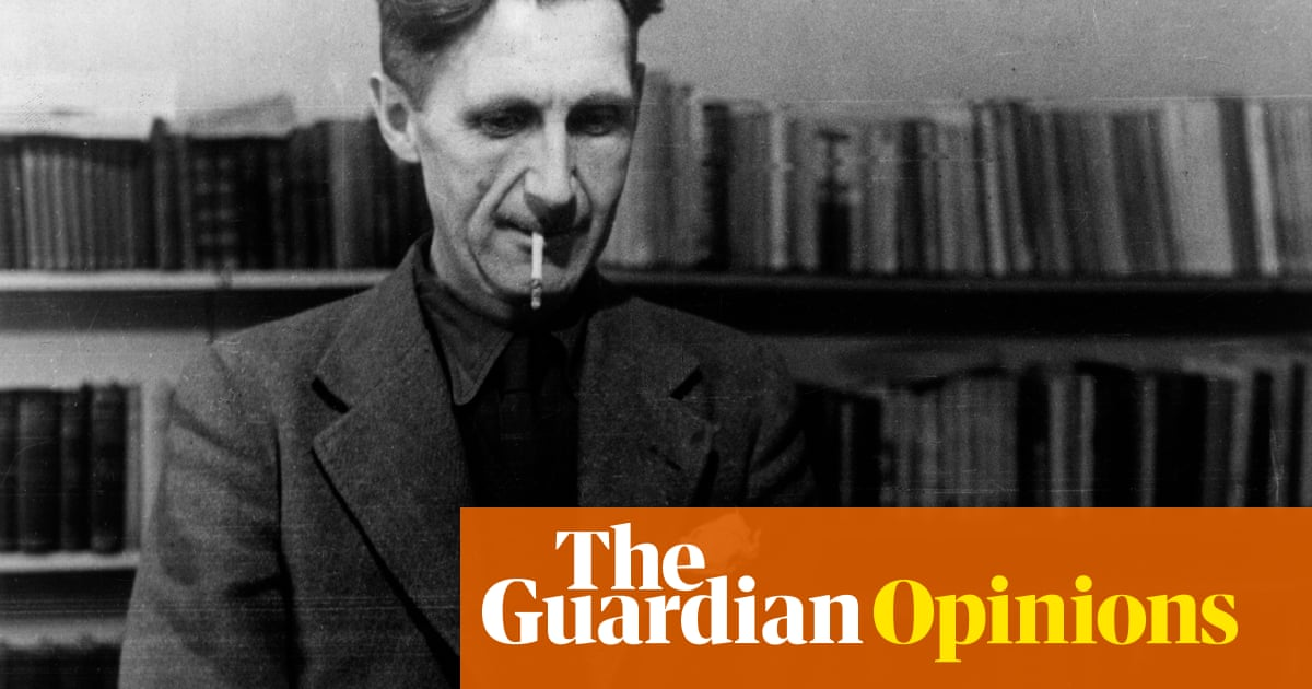 How Trumps Altered Landscape For >> Welcome To Dystopia George Orwell Experts On Donald Trump The