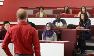 'Universities keen to enhance the student learning experience will have to move in the opposite direction from the recent trend towards ever-larger lecture and seminar groups.'