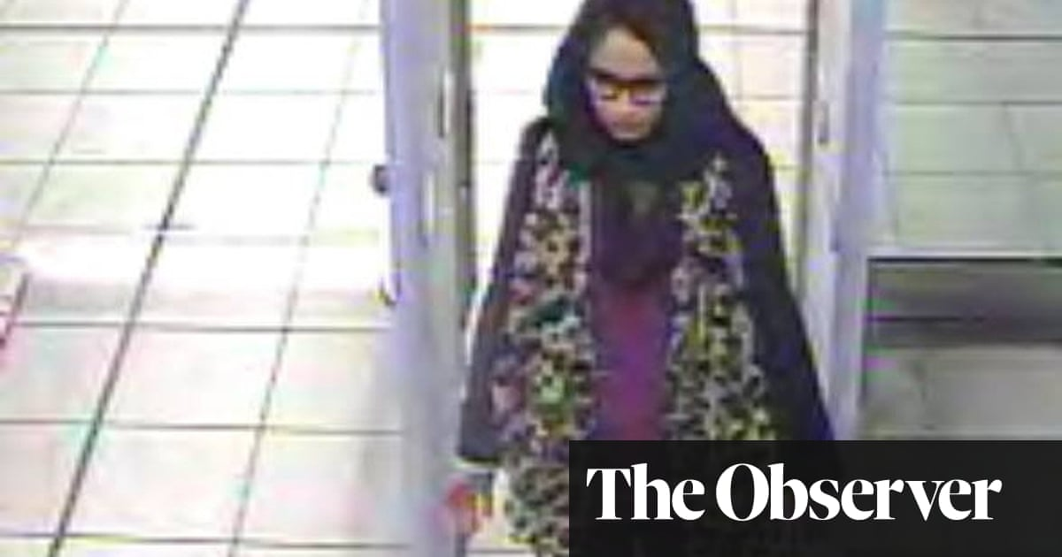 The Observer view on Shamima Begum | Observer editorial