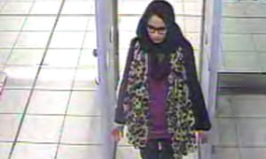 Shamima Begum, who is in a refugee camp in Syria wants to return to Britain