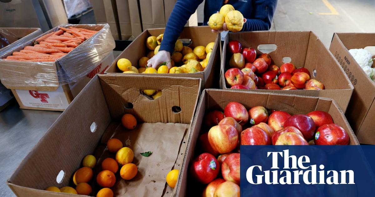 US food banks brace for demand as Republicans end unemployment benefits