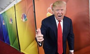 Donald Trump in 2015
