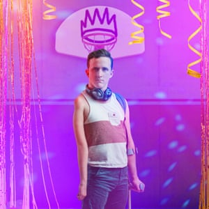 'I identify with a lot of the pain in the play' … Daniel Monks in Teenage Dick by Mike Lew.
