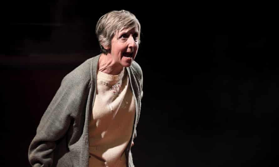 'Can you believe it's one man doing this? One pathetic boy.' … Julie Hesmondhalgh as June in There Are No Beginnings.