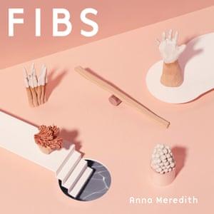 Anna Meredith Fibs album artwork.
