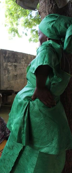 Samira, a 15-year-old former Boko Haram child bride