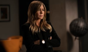 Jennifer Aniston in The Morning Show.