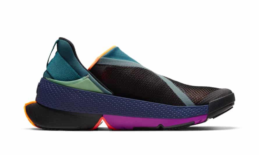 Nike GO Flyease sneakers.