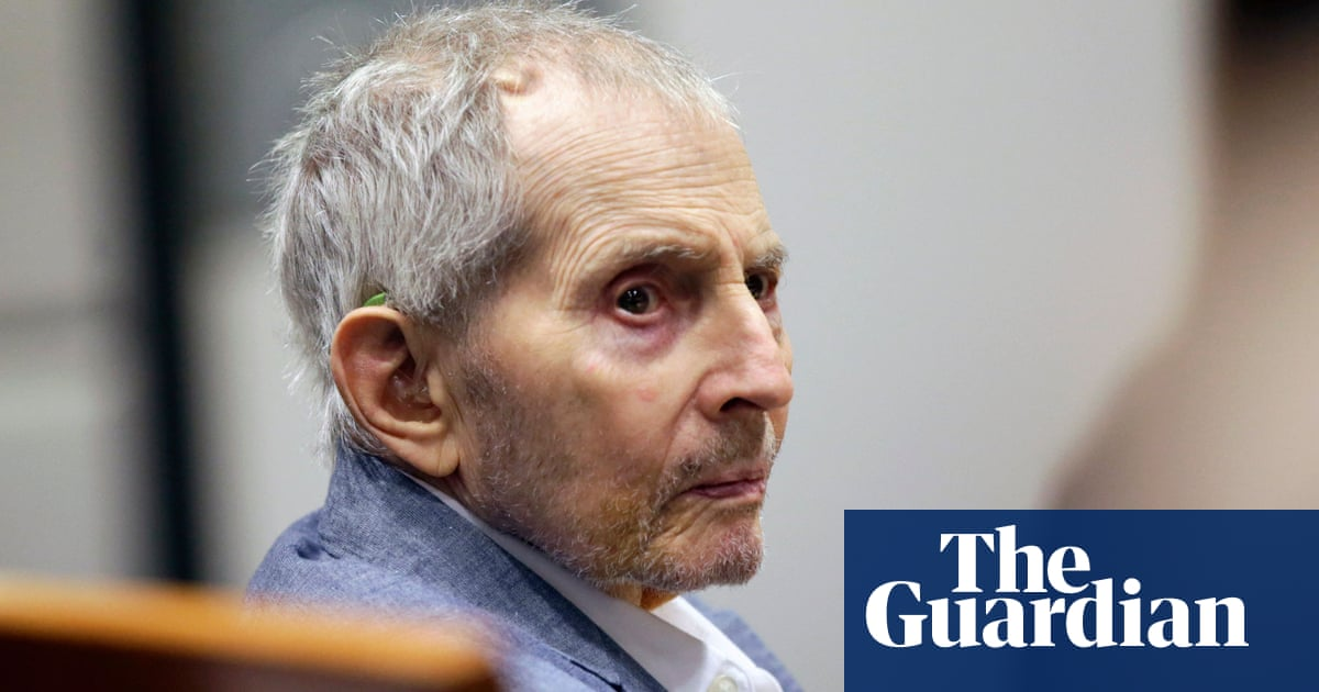 Prosecutors set to pursue charges against Robert Durst over ex-wife's death
