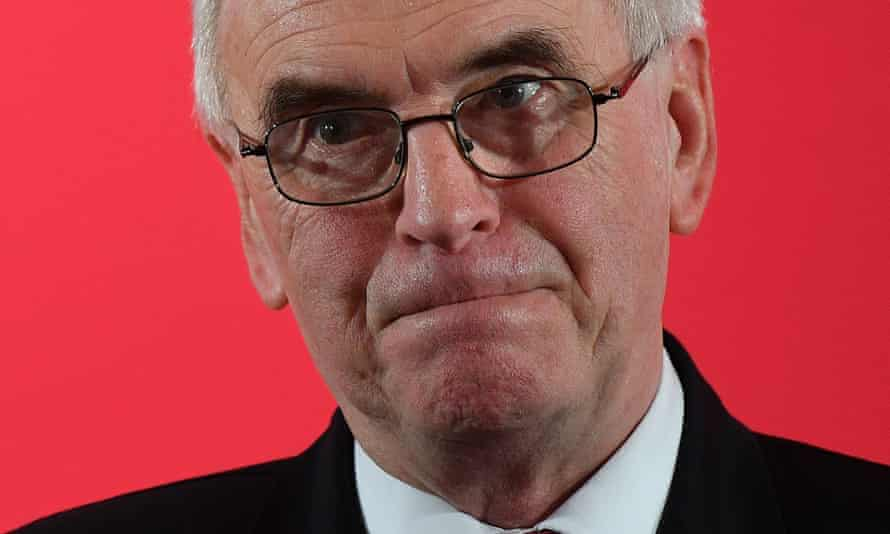 Labour shadow chancellor John McDonnell says the party's scheme would give affected women an average payout of £15,000.