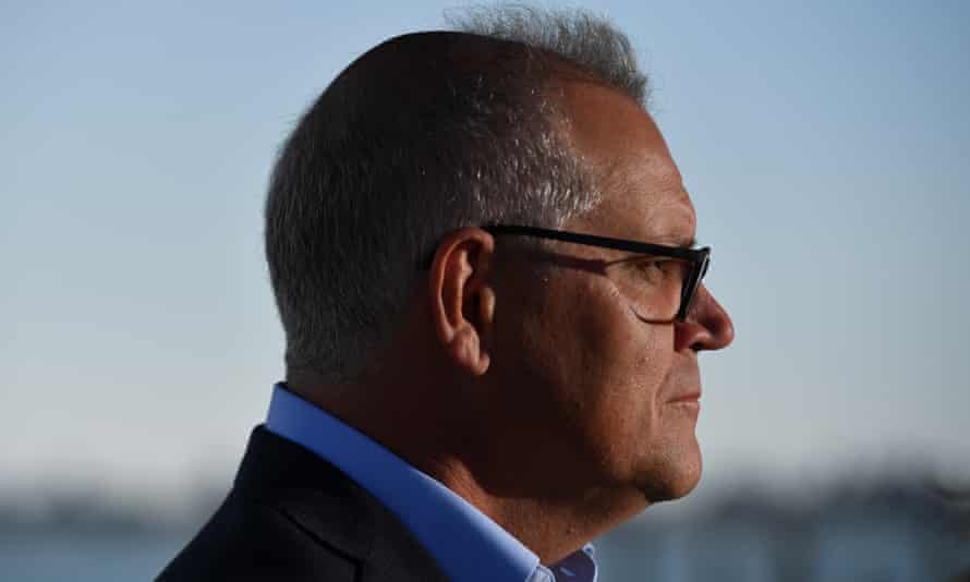 """'Morrison has told us several times that God directly intervenes in human affairs. One such """"miracle"""" was his 2019 election win.'"""