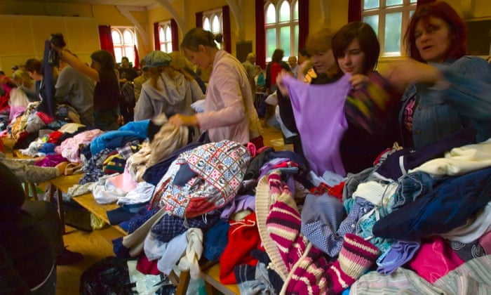 Britons expected to send 235m items of clothing to landfill