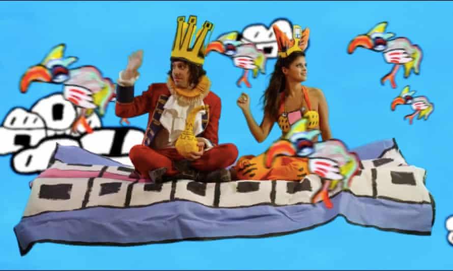 Adam Green's Aladdin.10 Flying Rug Ride Ciao Birds copy