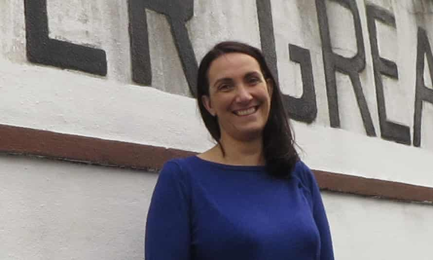 Tabitha Morton of the Women's Equality Party