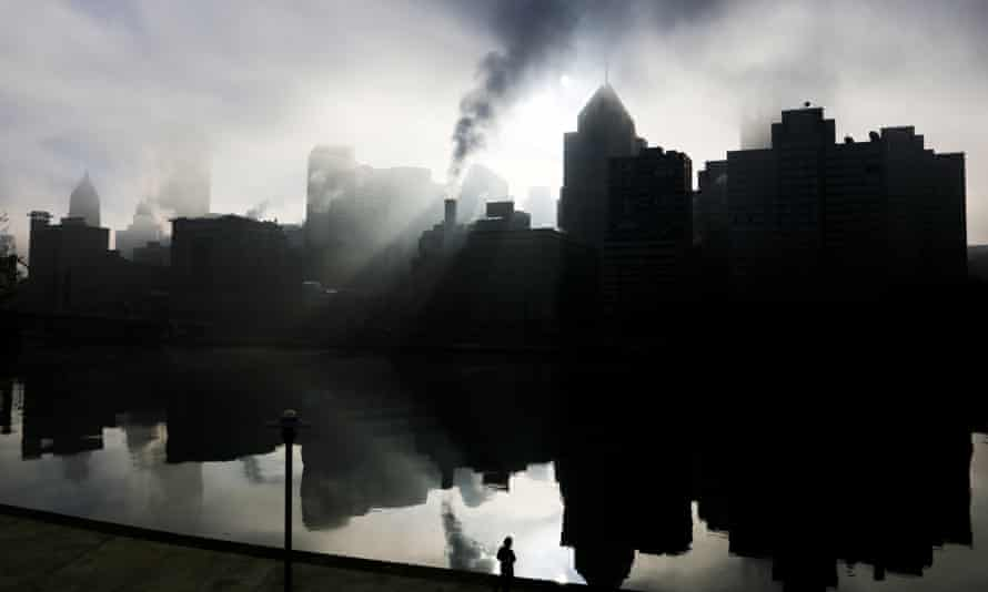 The once smoke-choked industrial city of Pittsburgh has cleaned up its act.