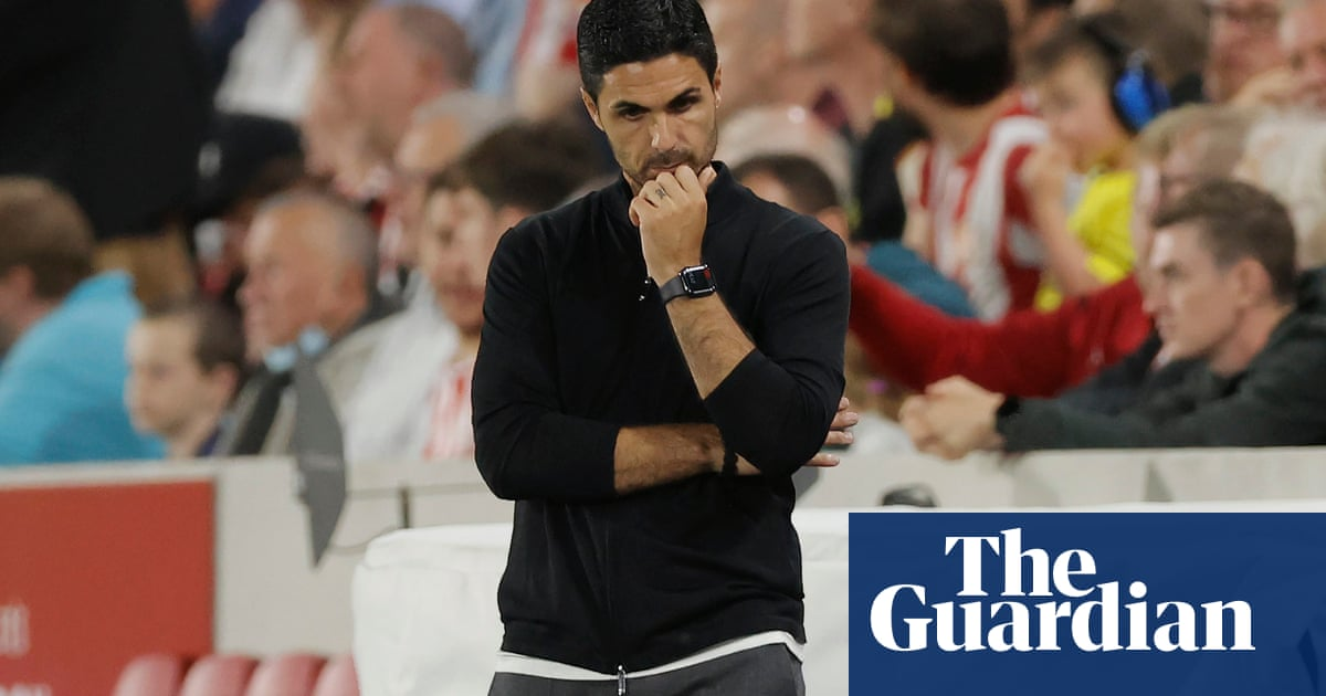Arsenal fans need Mikel Arteta to work out what he is trying to do