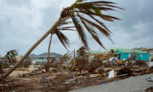 Hurricane Maria was the second major hurricane to hit the Caribbean this month and the strongest storm to hit Puerto Rico in nearly 90 years.