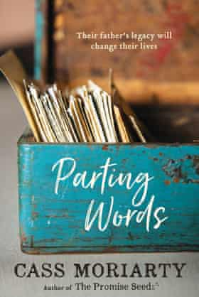 Cover image for Parting Words by Cass Moriarty