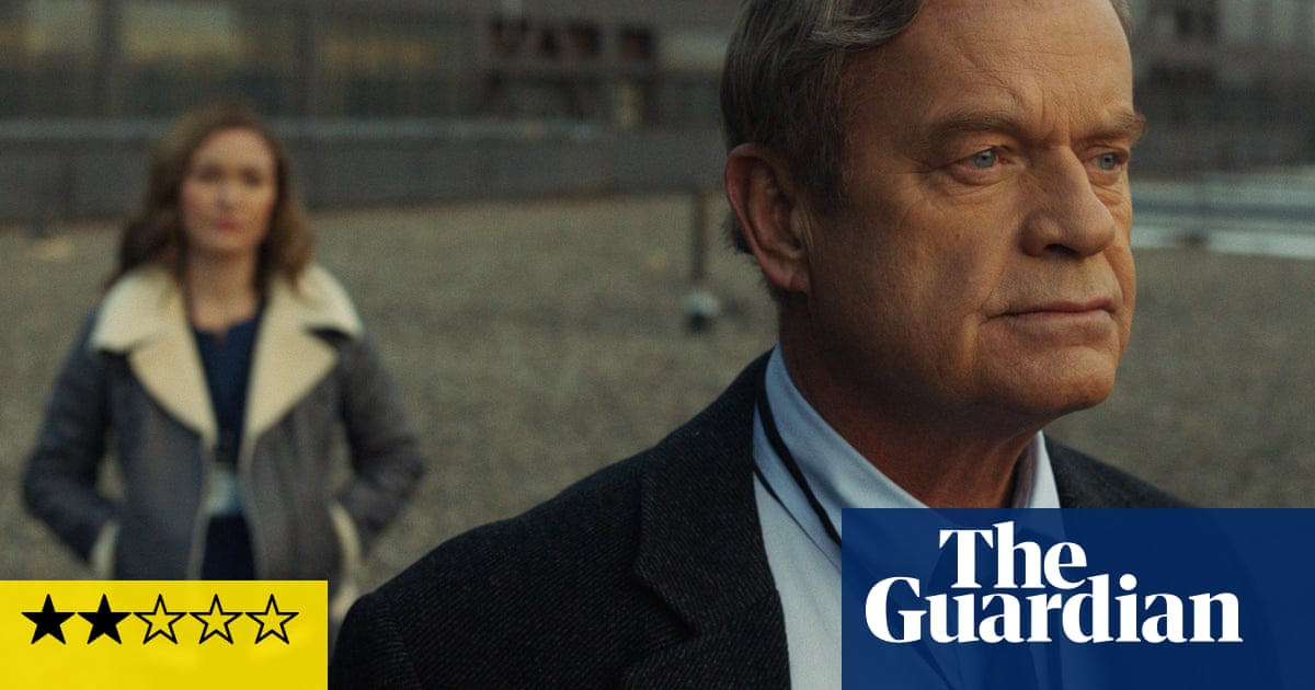 The God Committee review – Kelsey Grammer lords it in organ-donation drama