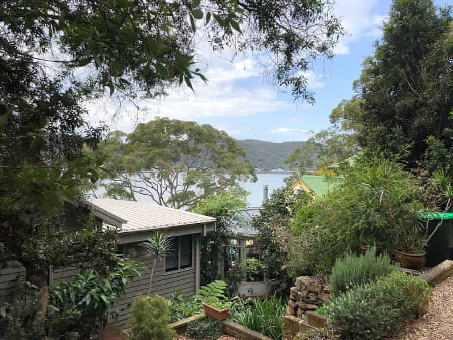 A house surrounded by garden  on Dangar Island