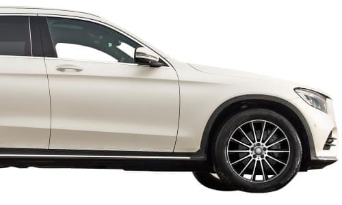 Mercedes GLC 250 d 4Matic AMG car review – 'The cabin is