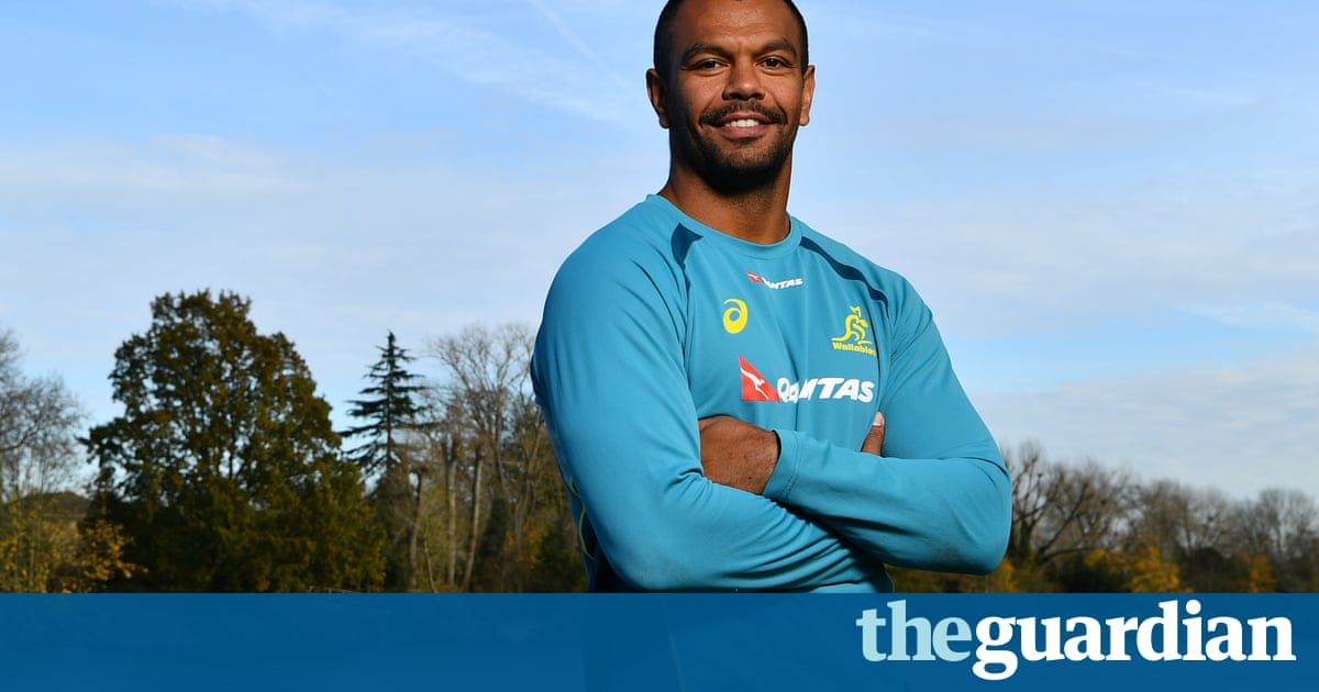 Kurtley Beale: I'll buy Prince William my budgie smugglers for Christmas