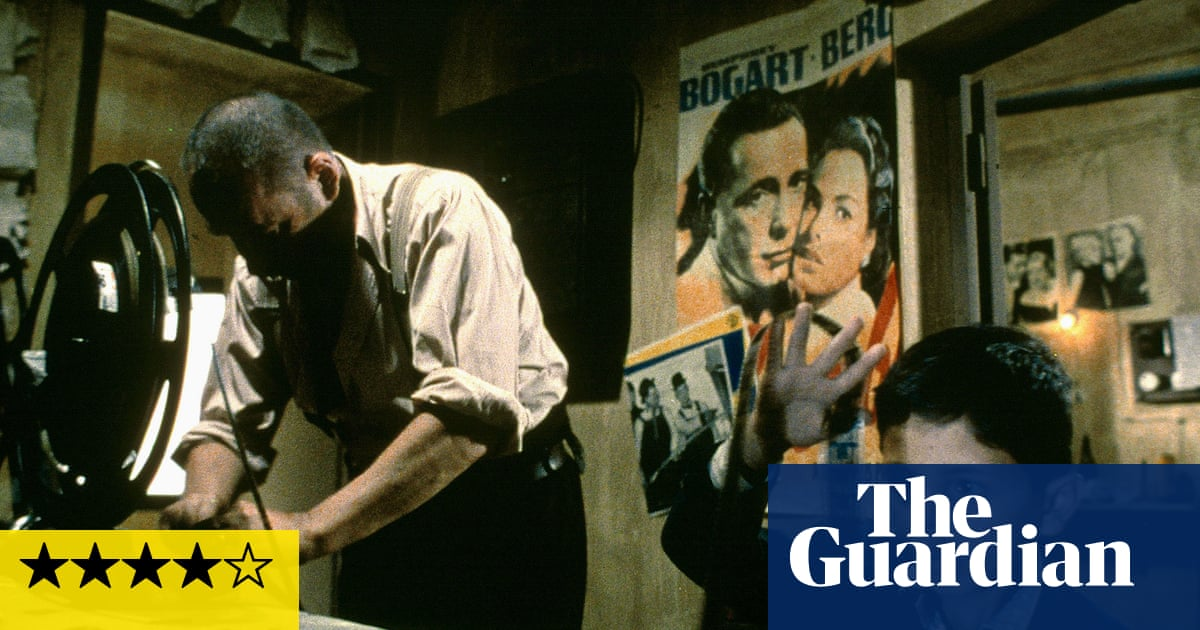 Cinema Paradiso – review | Peter Bradshaw