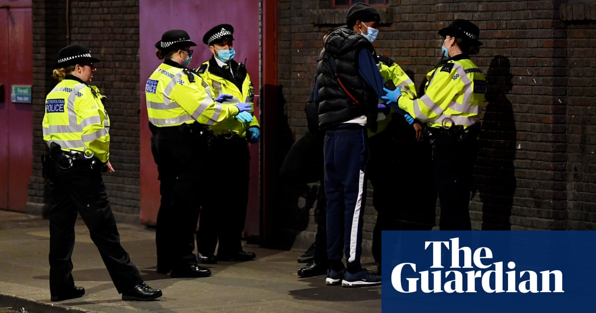 Stop and search: how community groups can help build trust in policing