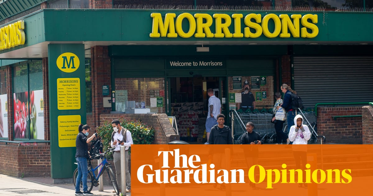 Why supermarkets are on private equity firms' shopping lists