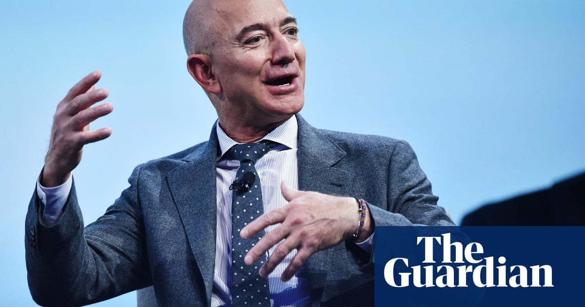 'Earth looks fragile from space': Jeff Bezos pledges $1bn to conservation