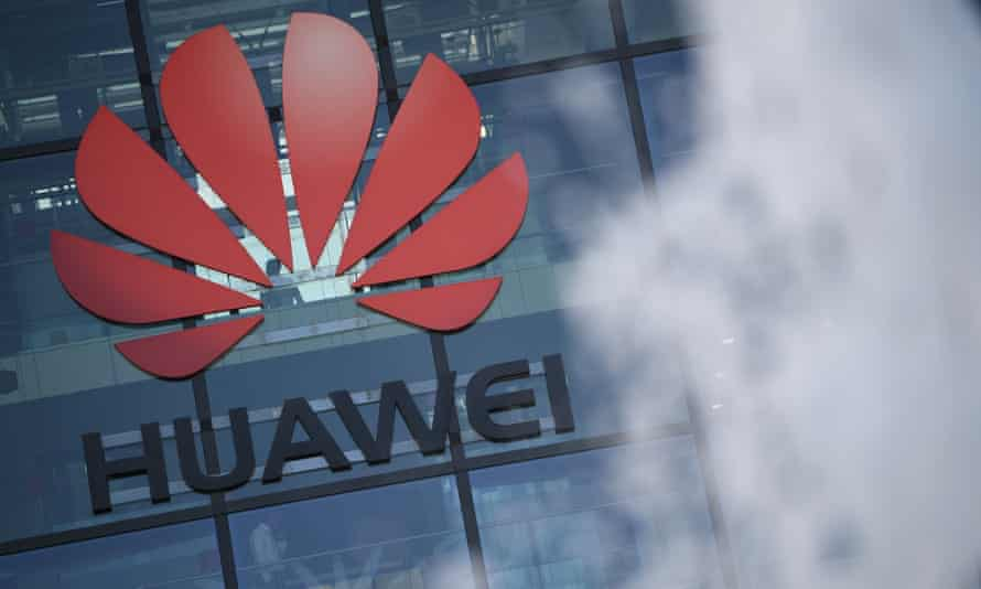 Huawei's main UK office in Reading