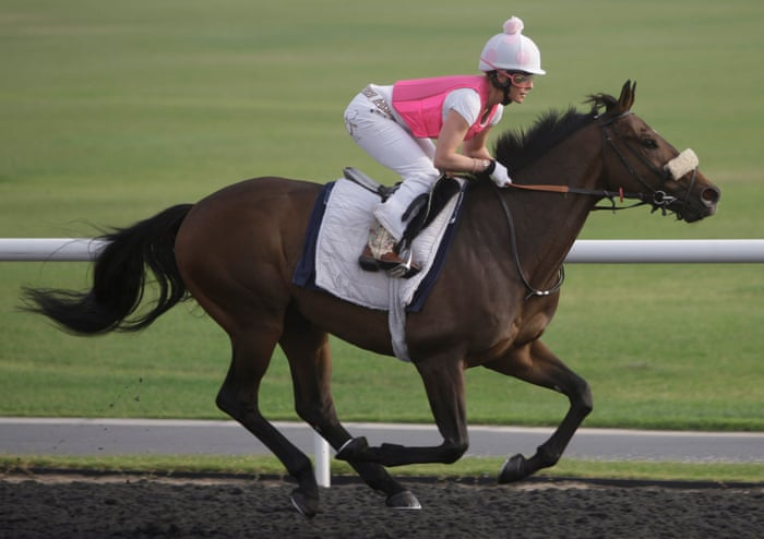 Dont Call Me Grandma Jockey Chantal Sutherland Readies For Return To Saddle