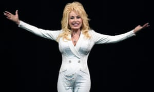 Dolly Parton: Buffy's unlikely saviour.