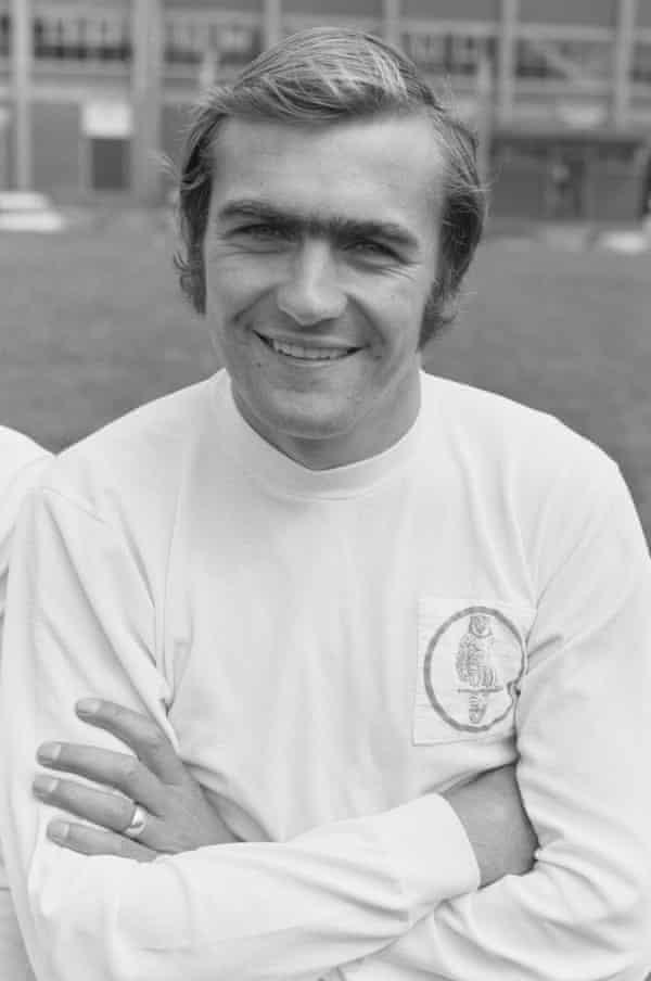 Terry Cooper in 1971.