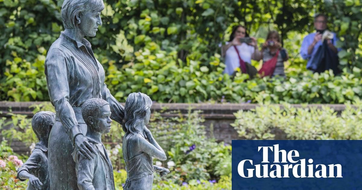 A joyless monument to Diana, Princess of Wales